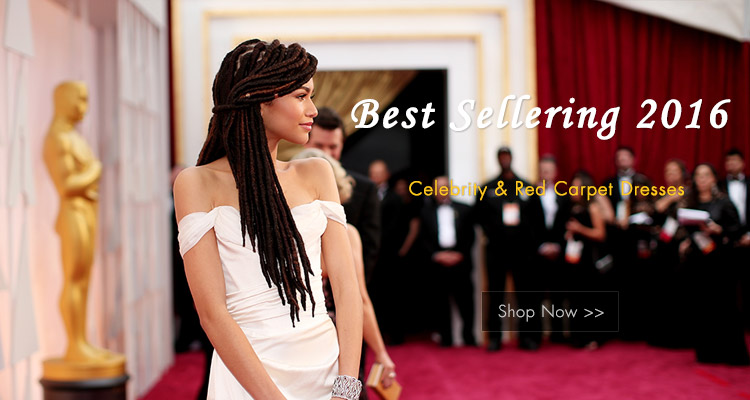 best seller celebrity red carpet dresses