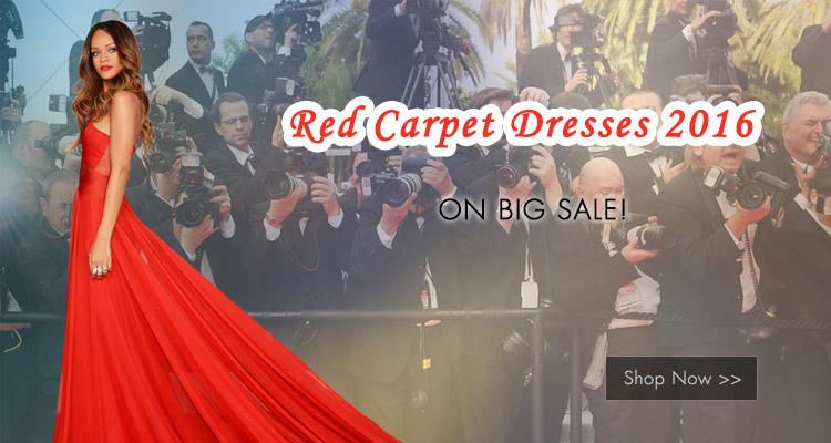 red carpet dresses 2016 on sale