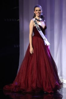 christiaan prince princess burgundy organza pageant gown miss teen usa 2016