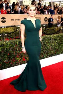 kate winslet dress sag awards 2016 red carpet